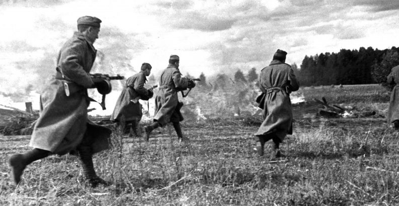 Бои за Мемель. Октябрь 1944 г.
