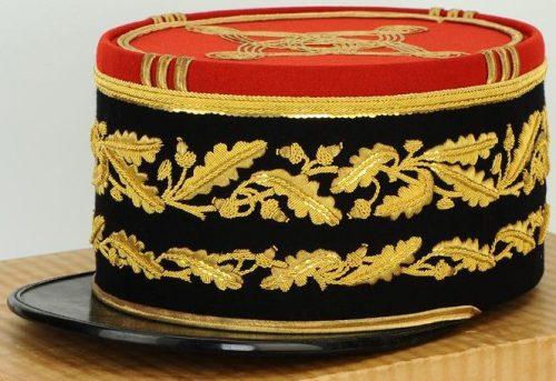 Кепи корпусного генерала армии Франции образца 1935 г.