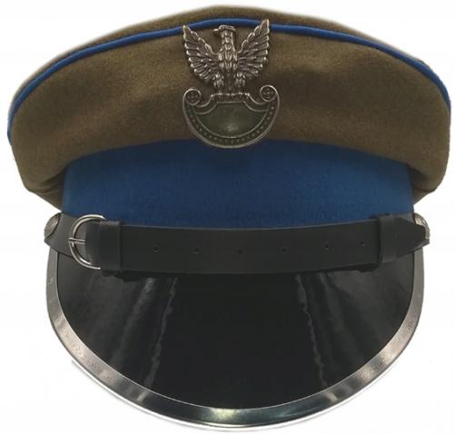 Фуражка гражданской милиции.