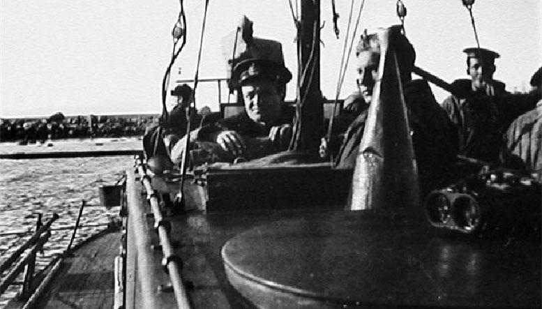 Десант на косу Фриш Нерунг. Апрель 1945 г.