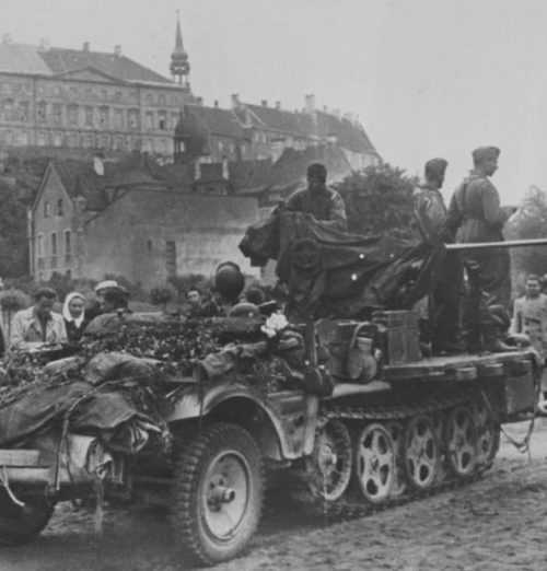 Таллин в оккупации. 1941 г.