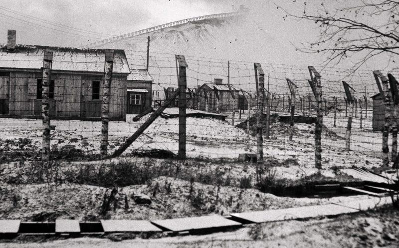 Кивиылиский филиал концлагеря Вайвара. 1944 г.
