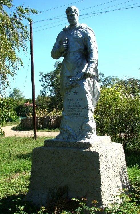с. Медведевка Чигиринского р-на. Памятник односельчанам.