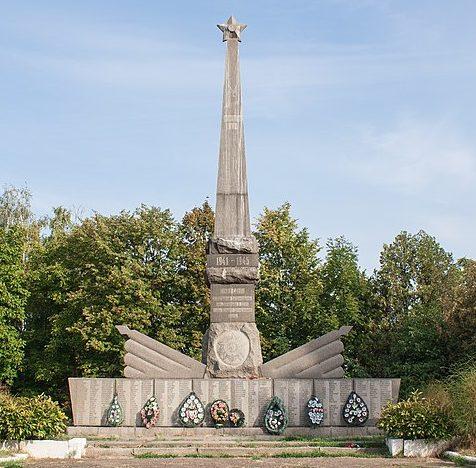 с. Синица Христиновского р-на. Памятник воинам-односельчанам, погибшим в годы войны.