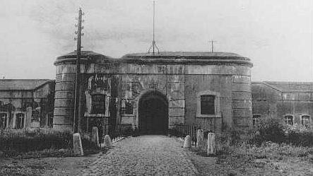 Лагерь для интернированных Бреендонк. 1942 г.