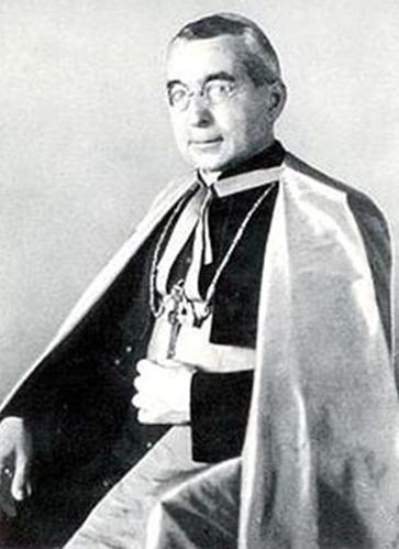 Епископ Алоиз Худал.