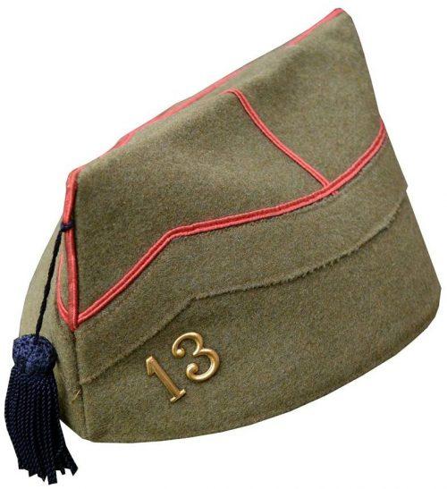 Пилотка офицера 13-го артиллерийского полка.