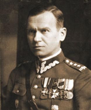 Тадеуш Пельчински – руководитель «двуйки» в октябре 1935 - январе 1939 гг.