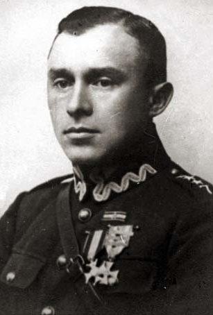 Юзеф Смоленски, руководивший «двуйкой» в феврале - сентябре 1939 г.