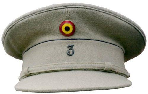 Фуражка унтер-офицера 3-го пехотного полка.