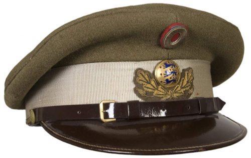 Фуражка офицера армии образца 1923 г.