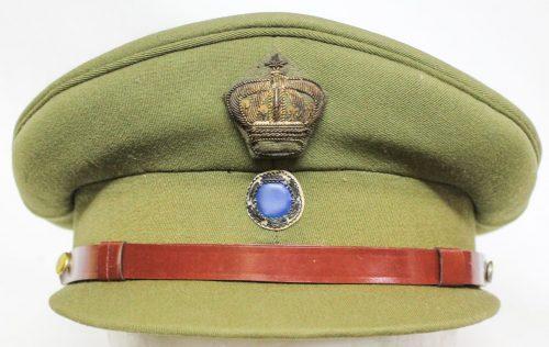 Полевые фуражки офицеров армии.