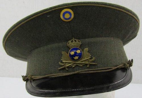 Фуражка офицера М39.