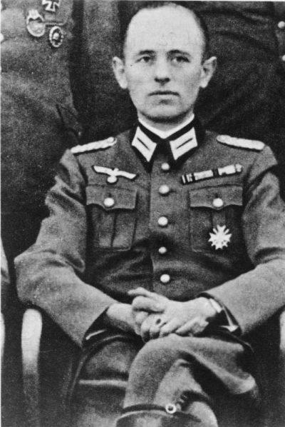 Рейнхард Гелен.