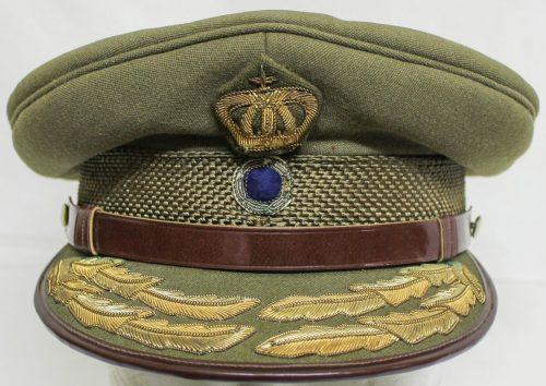 Фуражка генерала армии.