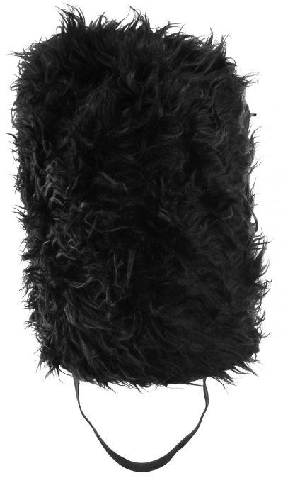 Меховой кивер военнослужащих Королевской лейб-гвардии из медвежьей шкуры.
