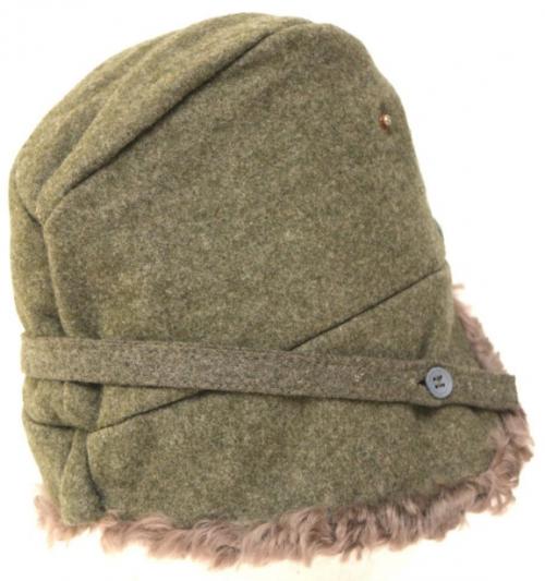 Зимние кепи М43.