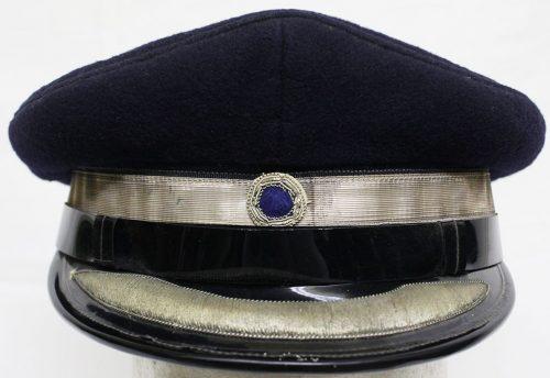 Фуражка служащего жандармерии.