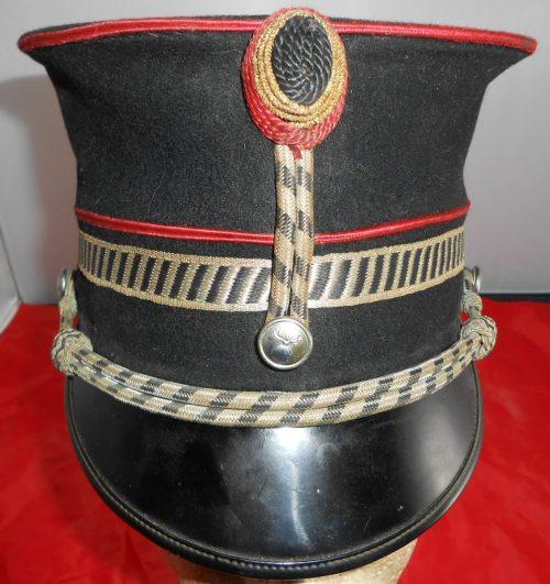 Кепи офицера-артиллериста.