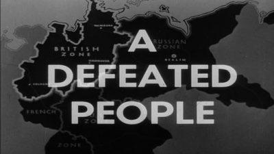 Побежденный народ