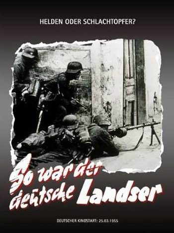 Таким был немецкий солдат