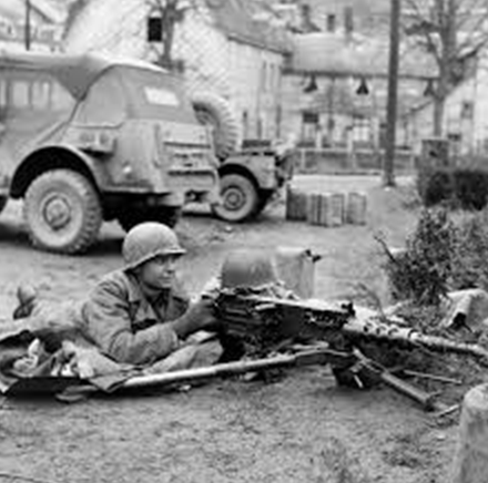 Американцы в бою. Сентябрь 1944 г.
