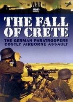 Операции немецких парашютистов. Падение Крита