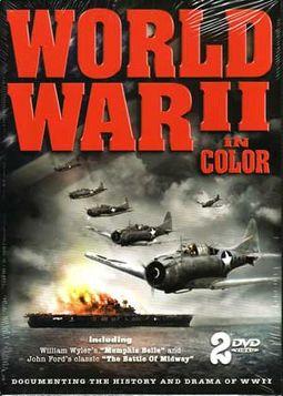Вторая мировая война в цвете (13 серий)