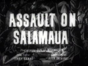 Нападение на Саламауа