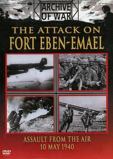 Операции немецких парашютистов. Атака на форт Эбен-Эмаэль