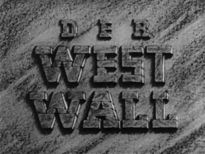 Западная стена (4 серии)