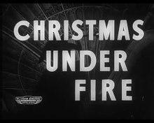 Рождество в огне