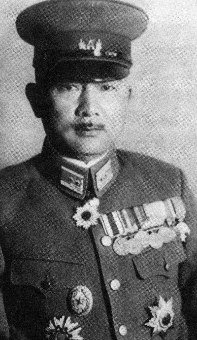 Генерал-лейтенант Курибаяси.