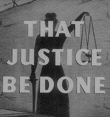 Это правосудие свершилось