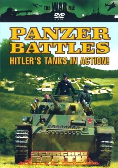 Танковые сражения. Танки Гитлера в бою