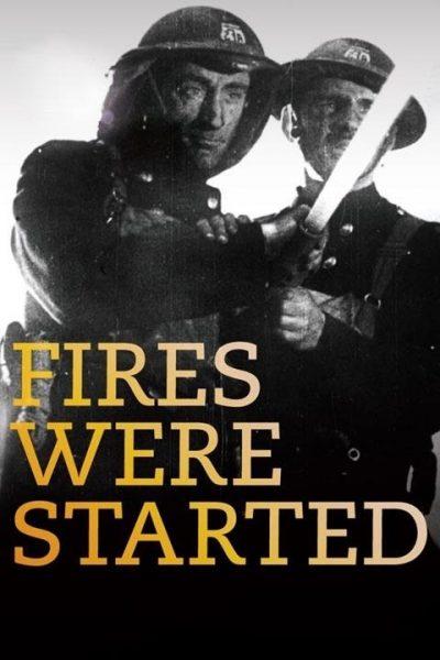Начались пожары