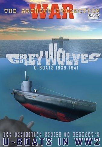 Серые волки фюрера. Германские подводные лодки 1939 - 1945