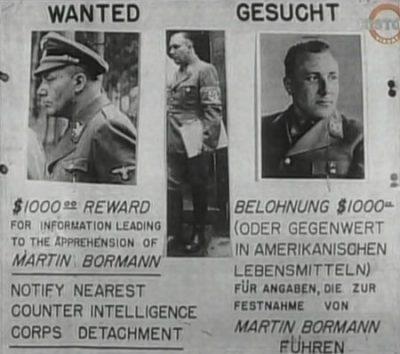Правая рука Гитлера. Мартин Борман