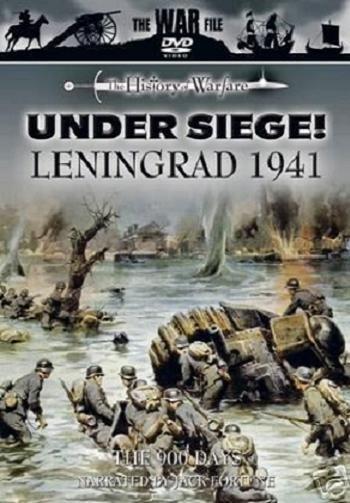 В осаде. Ленинград 1941: 900 дней