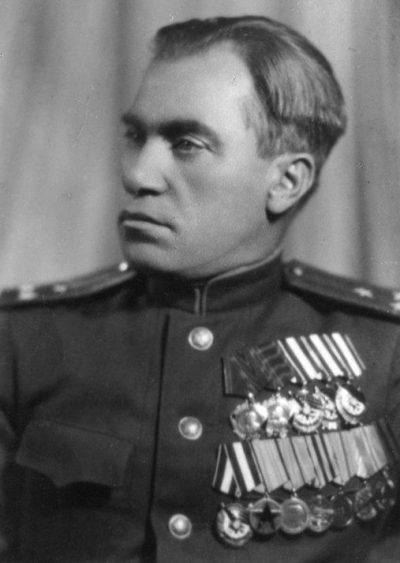 Полковник Старинов И. Г.