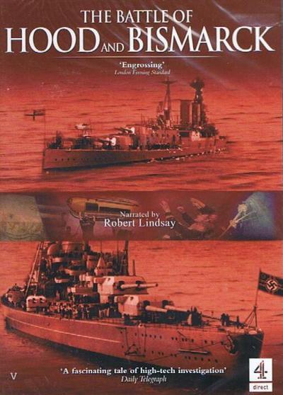 Сражение Худа и Бисмарка