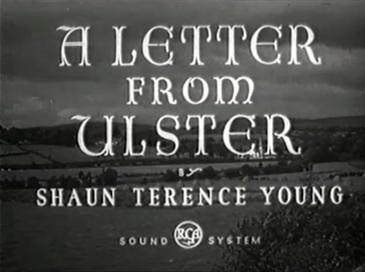 Письмо из Ольстера