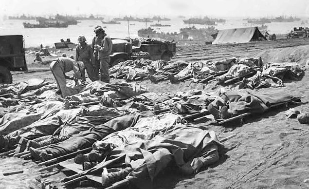 Погибшие морские пехотинцы США.