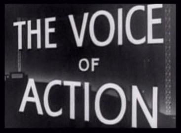 Голос действия