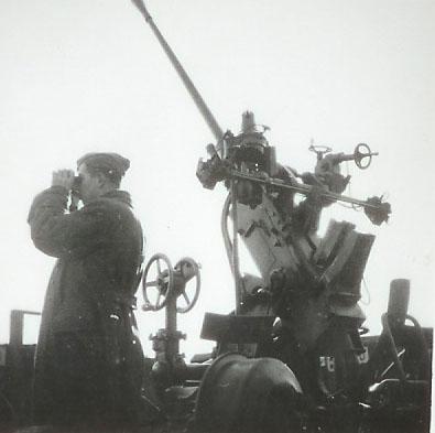 Люксембуржцы, служащие в немецкой армии как Luftwaffenhelfer. 1943 г.
