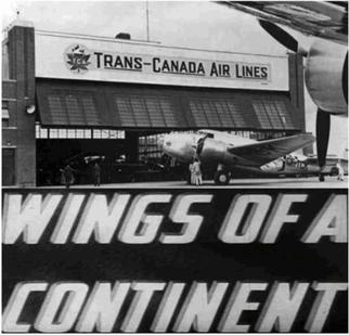 Крылья континента