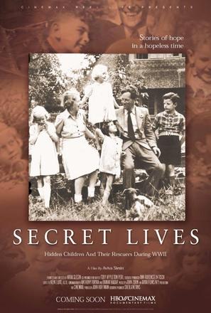 Тайные жизни: скрытые дети и их спасатели во время Второй мировой войны