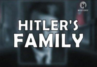 Семья Гитлера. В тени диктатора
