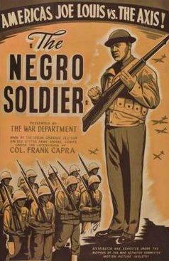 Негритянский солдат