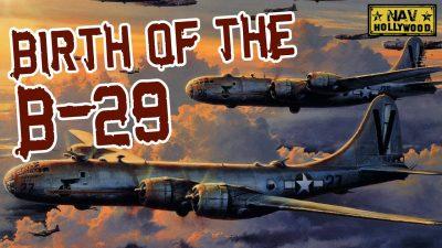 Рождение В-29